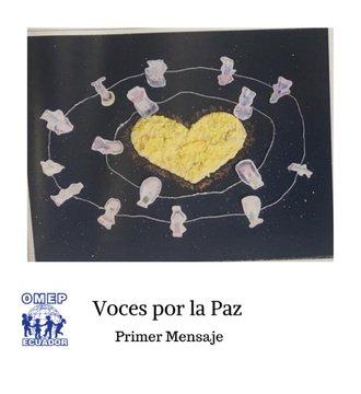 """Mensajes de Difusión por el Día de la Paz. """"Voces para la PAZ"""""""